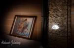 Профессиональный фотограф в Днепре и Киеве, интерьер ресторана, картина, светильник
