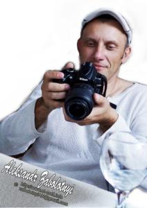 репортажний фотограф Олександр Заболотний