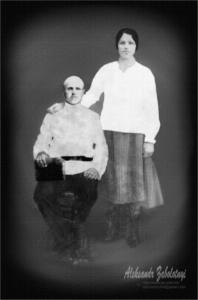 відновлене фото, фотографія після ретушування